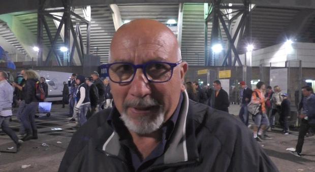 Napoli-Inter, i tifosi azzurri: «Loro bravi? Sì, a chiudersi»