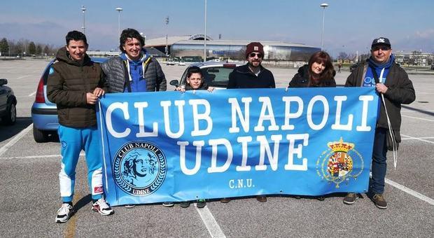 Udinese-Napoli, non solo pallone: Napoli Club Udine tra libri e teatro