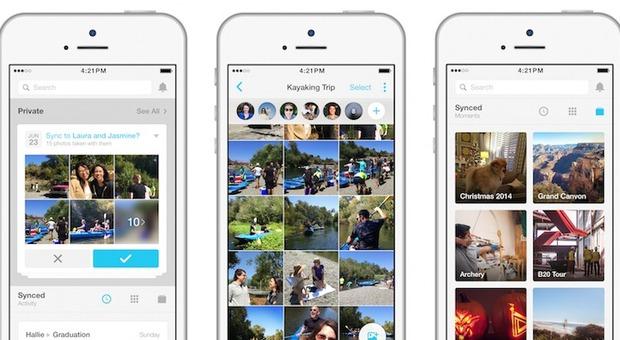 Facebook aggira la censura cinese. E lancia un'app senza il suo logo