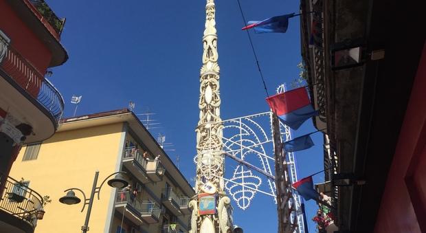 Al via la festa dei Gigli a Barra con 150mila napoletani
