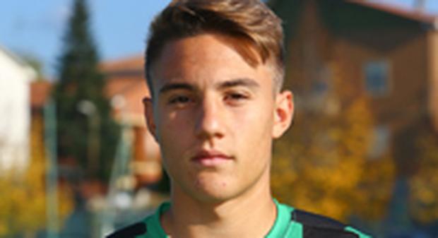 Cannavaro 20 ecco Christian gioca nelle giovanili del Sassuolo