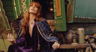 Gucci sceglie Florence Welch, la cantautrice bohémien testimonial della nuova campagna gioielli