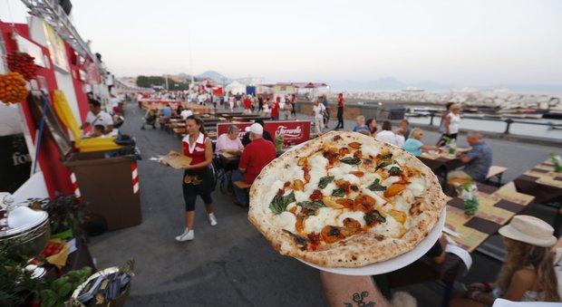 Napoli Pizza Village a sostegno delle popolazioni colpite dal terremoto