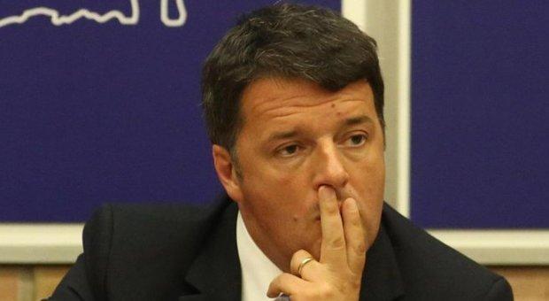 Renzi presenta il suo libro al Mattino l'incontro con i primi 100 lettori