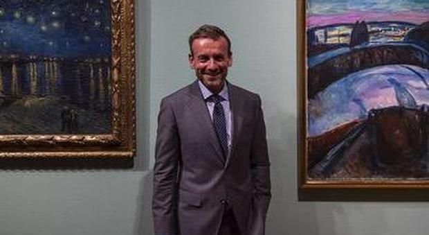Van Gogh ritrovati, la gioia del direttore del museo