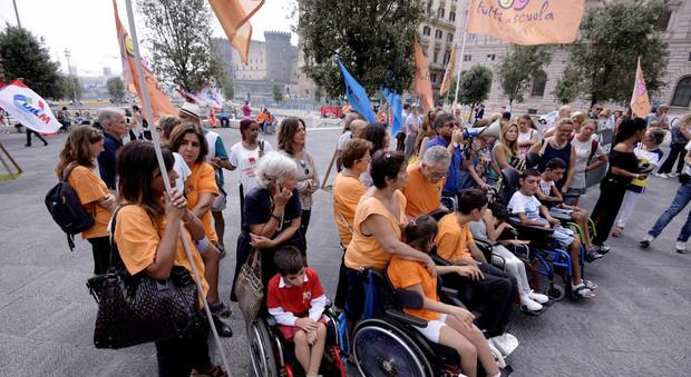 «Disabili, pagate e vi rimborseremo» scoppia il caso welfare a Napoli
