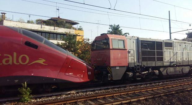 Firenze, treno Italo guasto fermo in stazione: ritardi e disagi sull'Alta Velocità