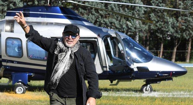 Vasco apre il concertone a Modena Park: «Il mio popolo senza paura, io porto gioia»