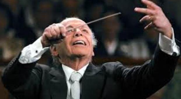 Addio a lorin maazel il direttore d 39 orchestra morto in for Casa artigiana progetta il maestro del primo piano