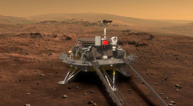 Su Marte la quantità di metano più grande mai misurata