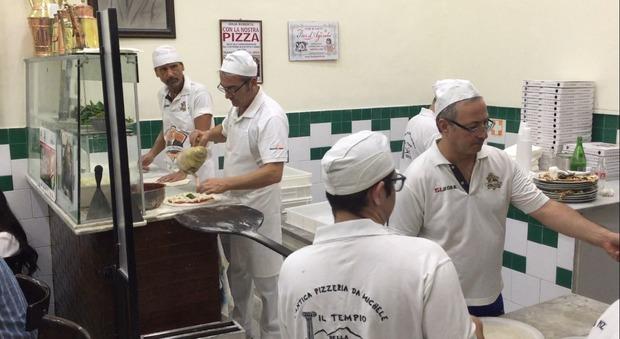 La pizzeria Da Michele apre a Londra «Esporteremo gusto e tradizione»