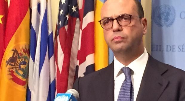 Italia nel Consiglio di Sicurezza dell'Onu, il piano di Alfano dal terrorismo al clima