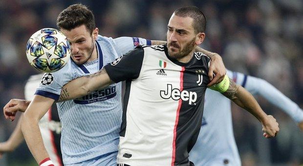 Juve, Bonucci si racconta:  «Andare al Milan mi ha maturato»