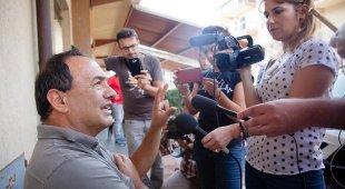 Il sindaco di Riace a Napoli: «Accetto col cuore l'invito di Dema»