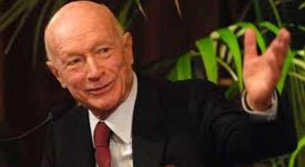 Morto Bernardo Caprotti, fondatore dei supermercati Esselunga