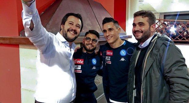 Violanza stadi, Salvini ribadisce:<br /> &laquo;Stop partite &egrave; sconfitta del calcio&raquo;