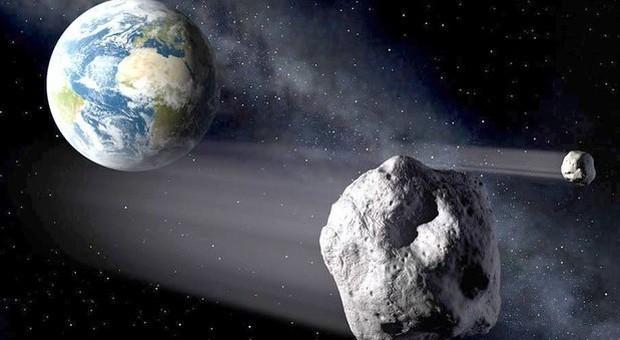 Asteroidi verso la terra, «cercheremo di deviare quelli più minacciosi»