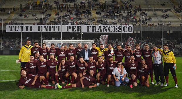 Salernitana, contro il Benevento Sannino torna alla difesa a quattro