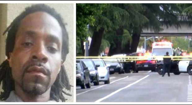 California, spari davanti a una chiesa: uccisi tre passanti al grido di Allah Akhbar