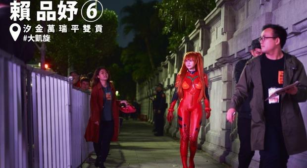 La cosplayer eletta al Parlamento di Taiwan