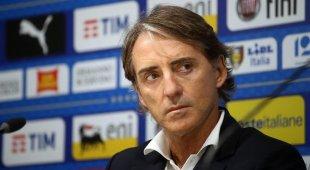 Italia, Mancini: «Non segniamo? Solo questione di sfortuna»