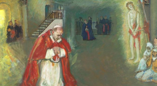 «Paolo VI. Il Papa degli artisti»,  la mostra  tra la Chiesa e l'arte