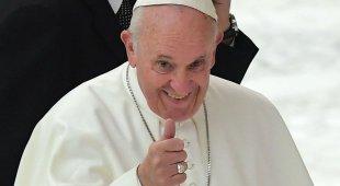 Papa Francesco in Campidoglio il 26 marzo