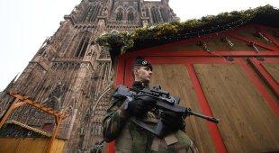 Strasburgo, per Natale e Capodanno l'Italia innalza i controlli antiterrorismo