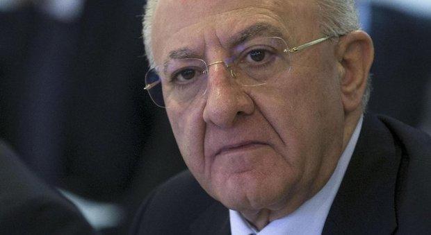 Napoli, sanità: «Lorenzin e Pd bloccano il governatore De Luca