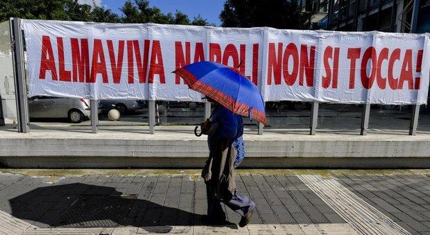 Almaviva cgil conferma lo sciopero no al taglio del for Costo seminterrato di sciopero