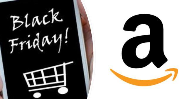 Black Friday Amazon 2017: sconti, offerte e promozioni. Tutte le modalità