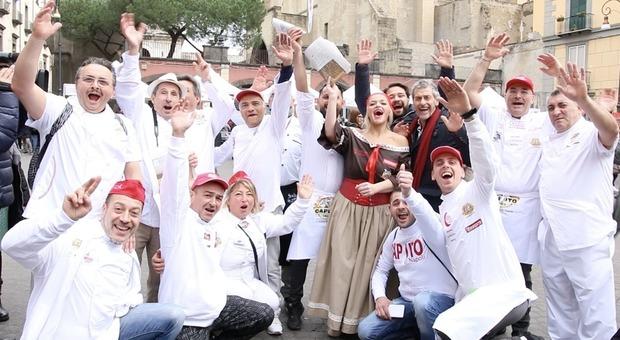 Pizza gratis per tutti: Mulino Caputo festeggia il successo Unesco