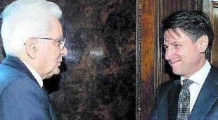 Governo, pressing Conte su Savona: un intervento per convincere il Colle