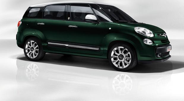 Fiat 500 La Famiglia Cresce Arriva La Living A 7 Posti