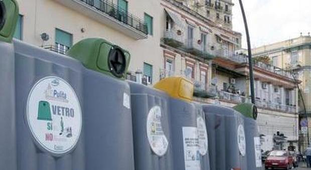 Napoli non fa la differenziata la Campania rischia