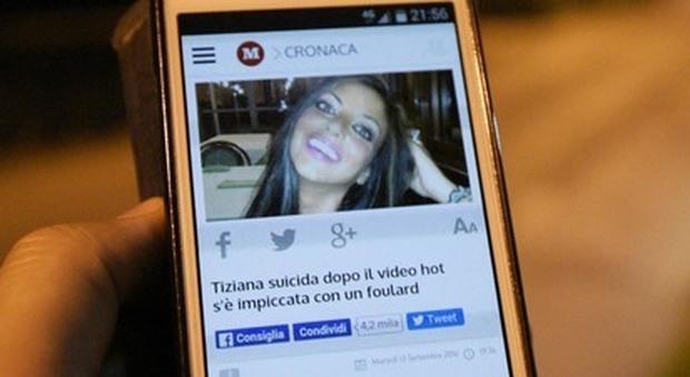 Tiziana Cantone, l'ultima beffa: quei video sono sempre online