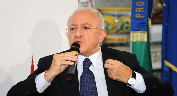Pd, governatore a valanga: a Napoli tutto da rifare