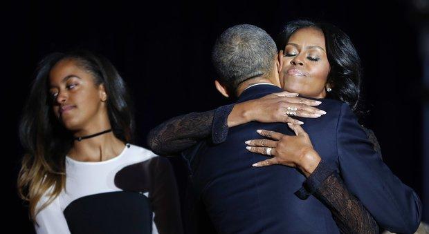 Obama, a Chicago l'ultimo discorso da presidente: «Non mi fermo»