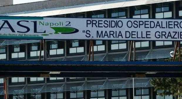 Incendio all'ospedale di Pozzuoli servizio Tso evacuato e stop ai ricoveri