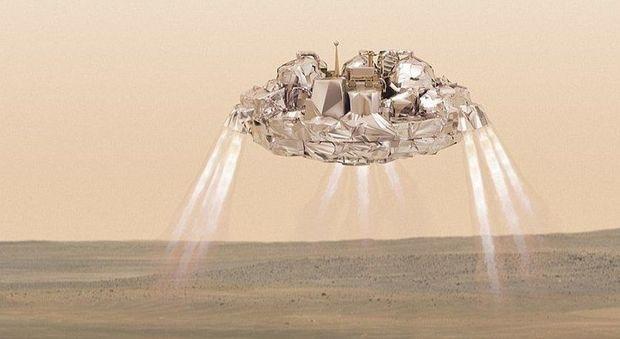 Misure sbagliate e test al risparmio: ecco perchè la sonda Schiaparelli si è schiantata su Marte