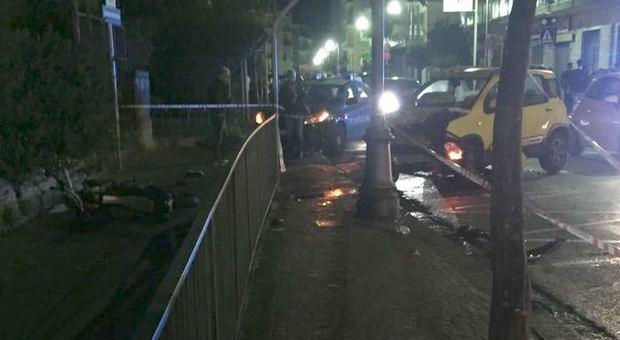 Grave incidente a Sorrento, due 19enni in prognosi riservata