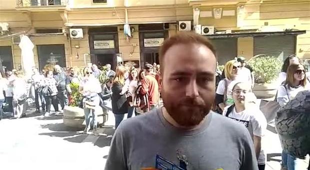 Sanitari dell'ASL Napoli 1, il motivo della protesta