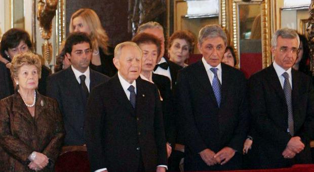 Morto Ciampi, Bassolino: «Grave lutto anche per Napoli, è nostro cittadino onorario»