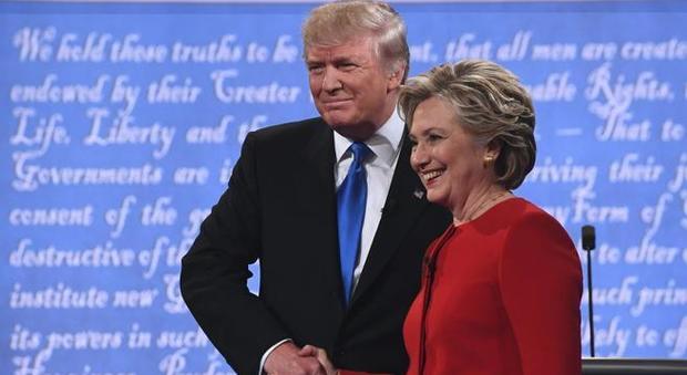 Clinton-Trump, è scontro su tasse, lavoro e armi nucleari