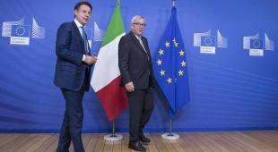Ue, Conte offre il deficit al 2,04%: procedura d'infrazione più lontana
