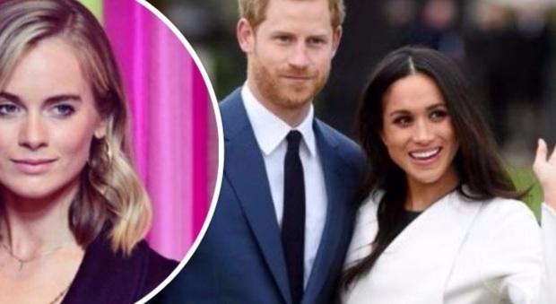 Matrimonio Harry E Meghan : Principe harry e meghan la ex non l ha presa bene il
