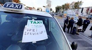 Il governo ignora i tassisti: sciopero nazionale mercoledì 3 aprile