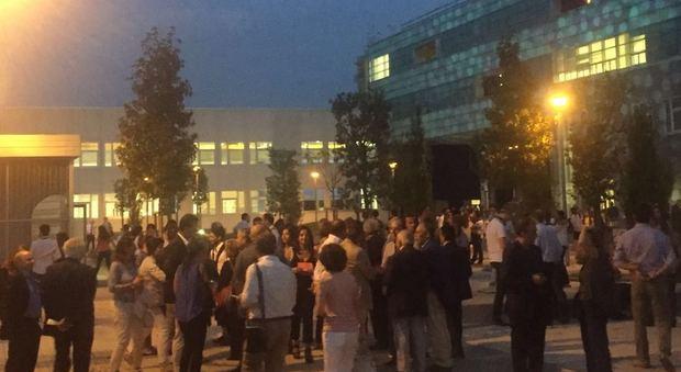 Università Federico II, 700 matricole al campus inaugurato a Napoli Est