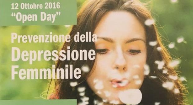 Rischio depressione per le donne consulenze gratuite al Cardarelli