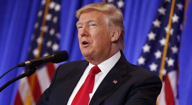 Trump sui dossier russi: notizie false, non ho nulla da temere